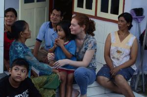 """Deposit page image for the collection """"Longitudinal Documentation of Sign Language Acquisition in a Deaf Village in Bali"""""""