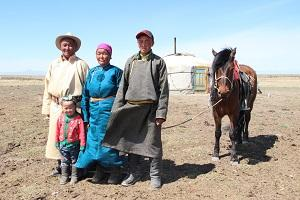 """Deposit page image for the collection """"Documenting the Durvud dialect of Oirat in Western Mongolia"""""""