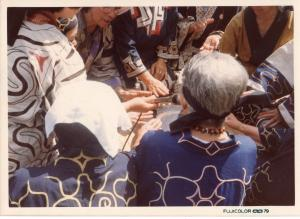 """Deposit page image for the collection """"Documentation of the Saru dialect of Ainu"""""""