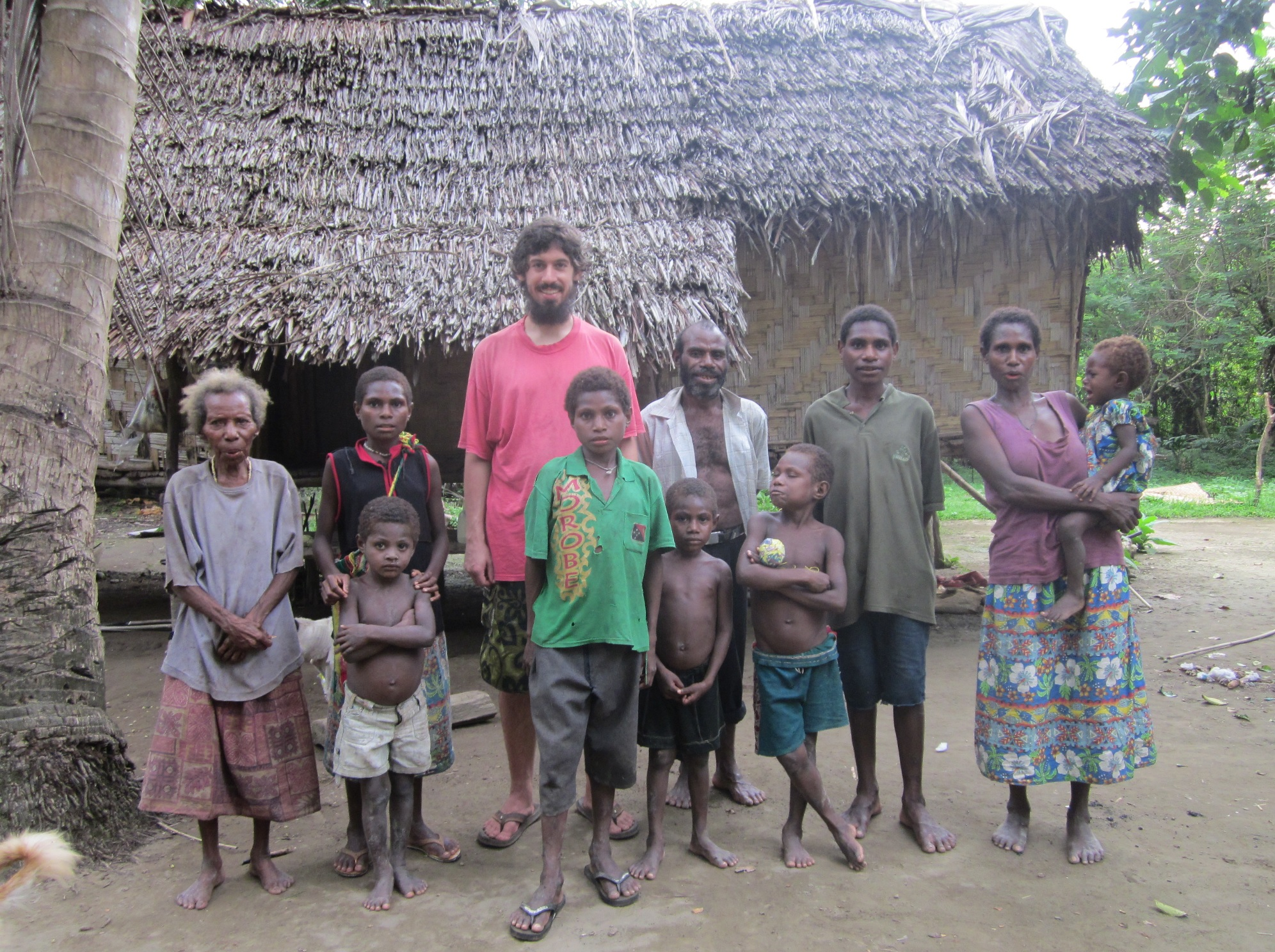 """Deposit page image for the collection """"Documenting the Sogeram Language Family of Papua New Guinea"""""""