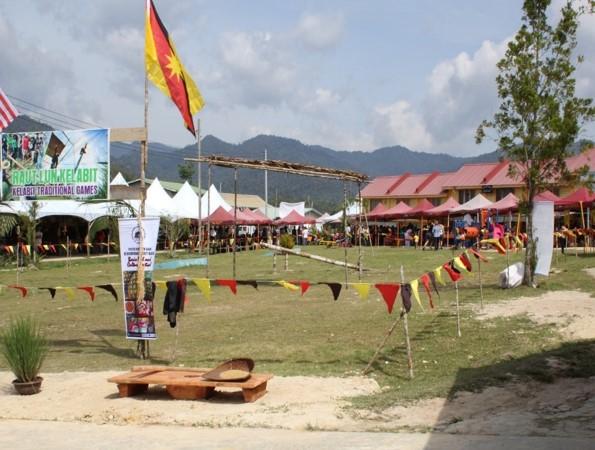"Deposit page image for the collection ""Documentation of the Kelabit language, Sarawak, Malaysia"""