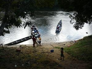 Deposit page image for the collection 'Documentation of Ye'kwana in the Erebato river in Venezuela'