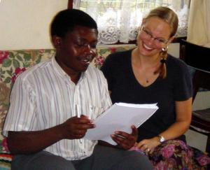 "Deposit page image for the collection ""Kagulu, a Bantu language of Tanzania"""