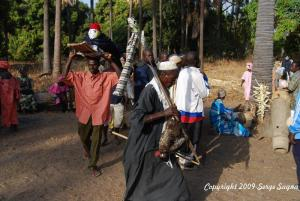 """Deposit page image for the collection """"Documentation of Gújjolaay Eegimaa (Basse-Casamance - Southern Senegal)"""""""