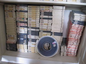"""Deposit page image for the collection """"Digitising tapes from Madang, PNG"""""""